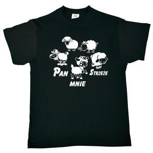 """Koszulka """"Pan Mnie Strzeże"""" Nr. 13 - 2832213616"""