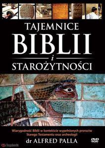 Tajemnice Biblii i starożytności DVD - 2832213889