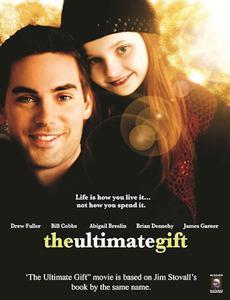 The ultimate gift Bezcenny dar DVD film familijny - 2832213920