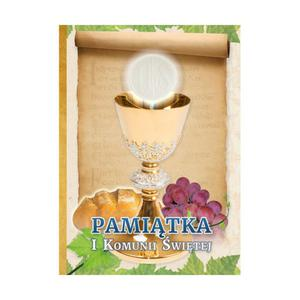 Pamiątka I Komunii Świętej Album pierwszokomunijny - 2832213924