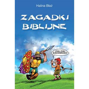 Zagadki Biblijne - 2832213977
