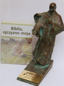 Biblio, ojczyzno moja DVD - 2832213983