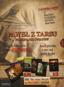 Paweł z Tarsu - Pojednanie światów 6xDVD + muzyka z filmu - 2832213986