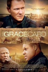Łaska i miłosierdzie The Grace Card film DVD - 2844411136