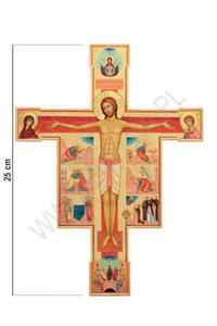 Krzyż Świętego Pawła 25 cm - 2832214090