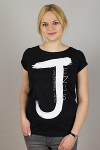 "Koszulka damska ""Jezus Najwyższe Imię!"" - 2832214145"