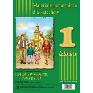 Materiały pomocnicze dla katechety - kl. 1 Szkoły Podstawowej - 2832214169