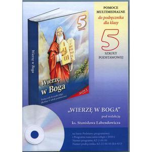 Pomoce multimedialne do podręcznika dla klasy V SP - 2832214515