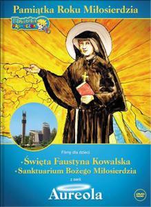 Pamiątka Roku Miłosierdzia DVD Św. Faustyna Kowalska - 2832214745