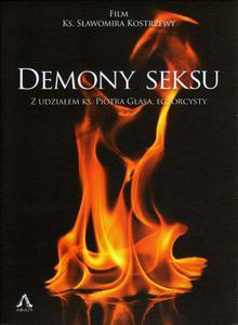 Demony seksu Film DVD z udziałem ks. Piotra Glasa, Egzorcysty Książeczka + DVD - 2832214782