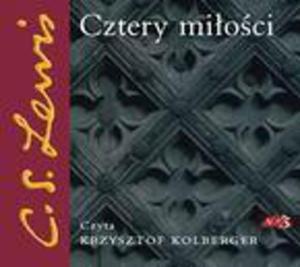 Cztery miłości - audiobook - 2832212147