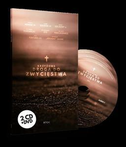 Krzyżowa Droga do zwycięstwa 2CD + DVD - 2832215107