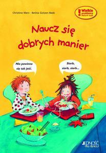 Naucz się dobrych manier - 2832215394
