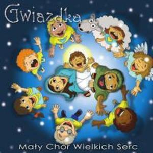Mały Chór Wielkich Serc - Gwiazdka CD - 2834463573