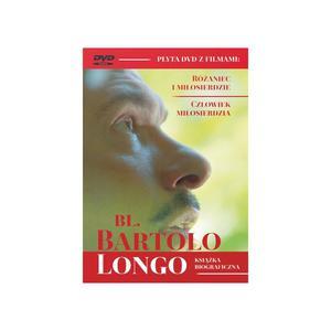 Bł. Bartolo Longo, książka + filmy na DVD: Różaniec i Miłosierdzie, Człowiek Miłosierdzia - 2842793750