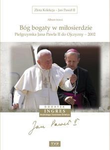 Złota Kolekcja - Jan Paweł II Bóg bogaty w miłosierdzie DVD - 2832212200