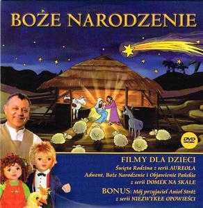 Boże Narodzenie DVD (Filmy dla dzieci) - 2842794055