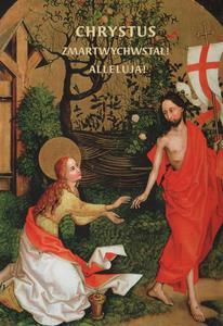 Chrystus Zmartwychwstał! Alleluja!! Kartki Wielkanocne - 2846884062