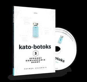 KATO-BOTOKS Trzy sposoby odmładzania duszy - 2848132073