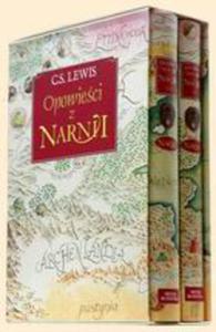 Opowieści z Narnii. Wydanie dwutomowe - 2840821630