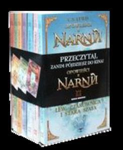 Opowieści z Narnii. Wydanie siedmiotomowe. - 2832212002