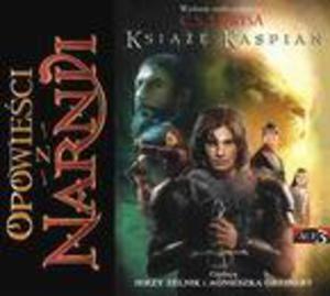 Opowieści z Narnii. Książę Kaspian. Audio MP3 - 2832212010