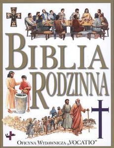 Biblia Rodzinna - wspaniały Prezent Komunijny - 2832212012