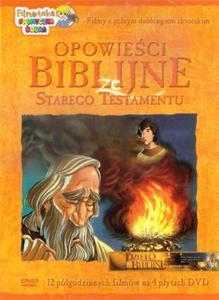 4xDVD Opowieści Biblijne ze St. Testamentu - filmy dla dzieci - 2832212449