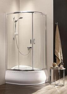 Radaway Premium Plus E 1200x900x1700 asymetryczna kabina prysznicowa szkło fabric. Dostawa gratis! - 2824320815