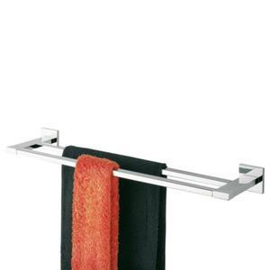 Tiger ITEMS wieszak na ręcznik kąpielowy podwójny 2836.03 chrom - 2824321400
