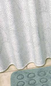 Zasłonka prysznicowa 180X200 cm Ascot Grau - 2824322230