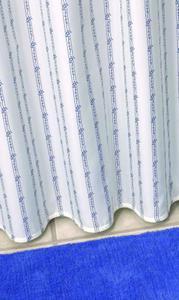 Zasłonka prysznicowa 180X200 cm Astrid Sblau - 2824322234