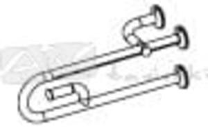 Animo uchwyt przyumywalkowy z papiernicą 740mm 0043SG31 - 2824324501