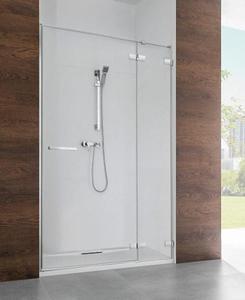 Radaway Euphoria DWJ 1200x2000mm drzwi wnękowe prawe, szkło przejrzyste - 2884541430
