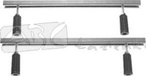 Sanitop Wingenroth uniwersalne nogi do wanien akrylowych 125-170mm - 2853219558