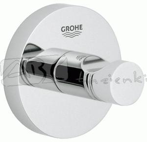 Grohe 40440000 Basic haczyk na płaszcz kąpielowy - 2824328945