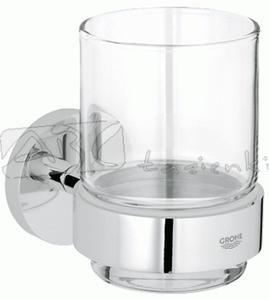 Grohe 40447000 Basic szklanka z uchwytem - 2824328954