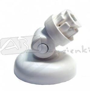 Adah adapter do drążka Fi 28mm biały - 2843377783