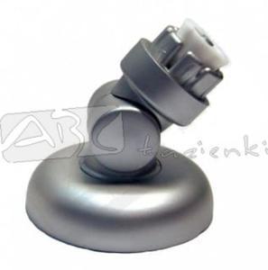Adah adapter do drążka Fi 28mm srebrny matowy (satyna) - 2843377784