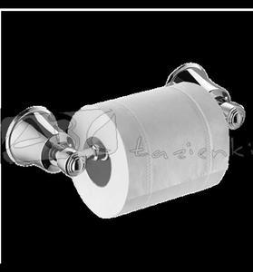 Omnires Art Line AL53510 CR wieszak na papier toaletowy - 2846791023