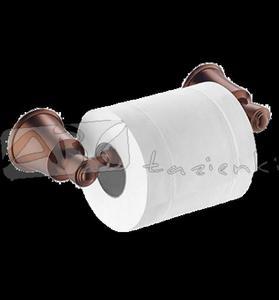 Omnires Art Line AL53510 ORB wieszak na papier toaletowy miedź antyczna. - 2846791025