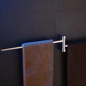 ART PLATINO DOREO Wieszak na ręczniki dwuramienny DOR-97025 - 2852411732