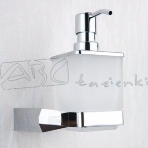 ART PLATINO ROK Dozownik mydła z uchwytem ściennym ROK-87072 - 2852411754