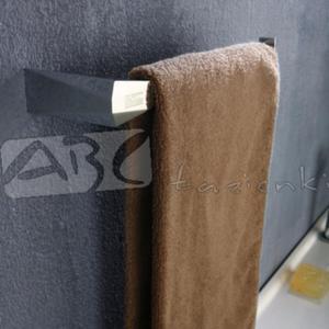 ART PLATINO Wieszak na ręczniki prostokątny ROK-87040 - 2852411758