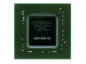 NOWY UKŁAD CHIP BGA NVIDIA G86-636-A2 rok 2010 - 2864753289