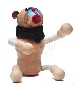 Anamalz - Figurka mandryla - zabawki drewniane Anamalz - BA2010 - 2828044604