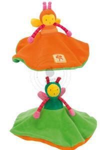 Moulin Roty - Przyjemniaczek chowaczek Louna - zabawki pluszowe Moulin Roty - 622015 - 2828044612