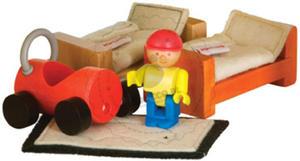 Woodyclick - Mebelki i zabawki do pokoju dziecięcego - zabawki drewniane - 1045303 - 2828044474
