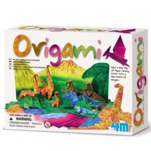 4M - 4M Origami Dinozaury - 4M-4519 - 2828044925