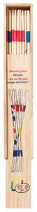 GOKI - Klasyczne bierki w pudełku - zabawki drewniane - HS224 - 2828044515